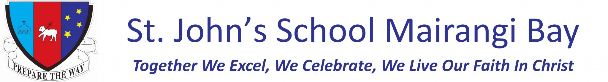 St Johns School Mairangi Bay Logo