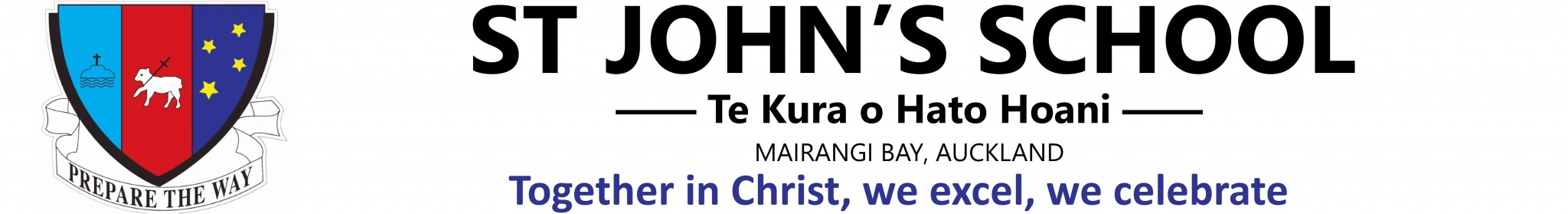 St Johns School Mairangi Bay Logo